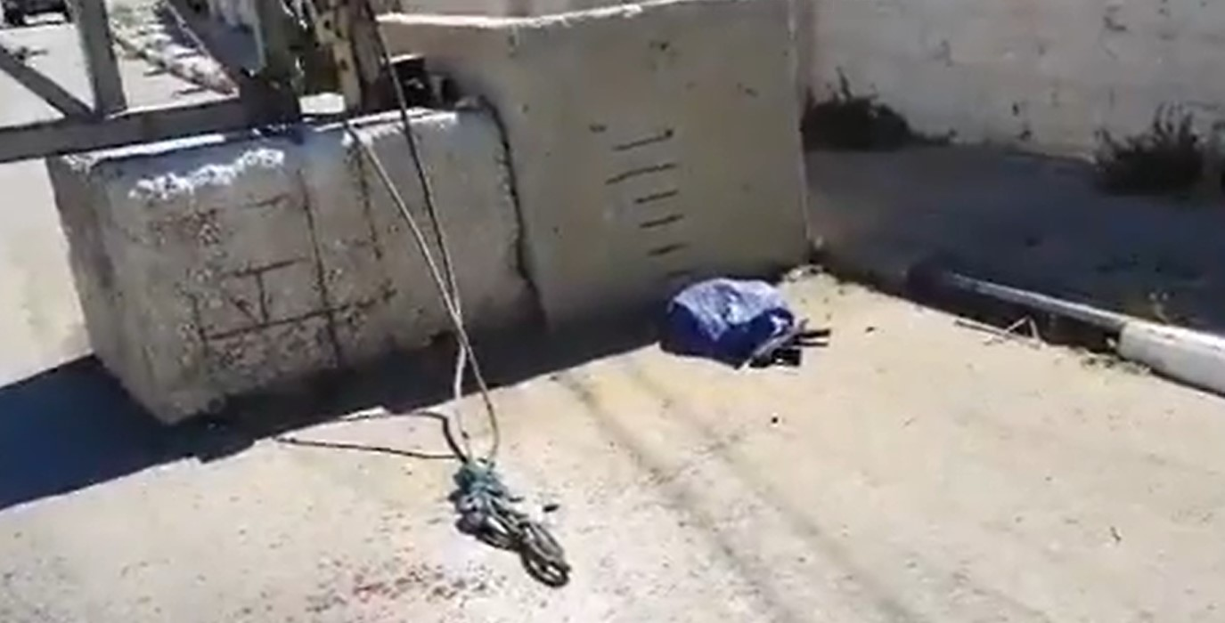 IDF neutralisiert Terroristen nach vereiteltem Messerangriff in Hebron