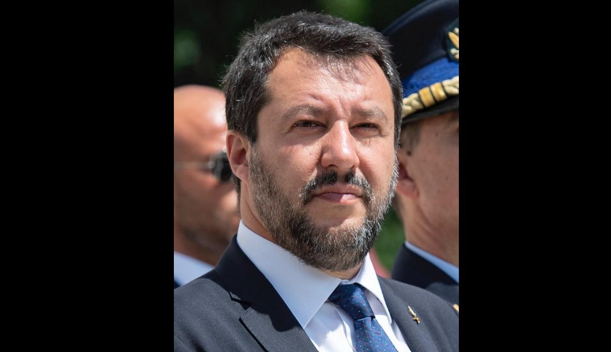 Weiteres Verfahren gegen Salvini eingestellt