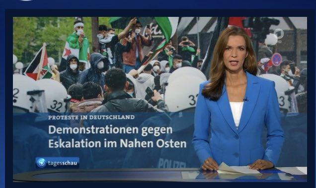 """""""Tagesschau"""" macht Antisemitismus zur Sorge um Frieden im Nahen Osten"""