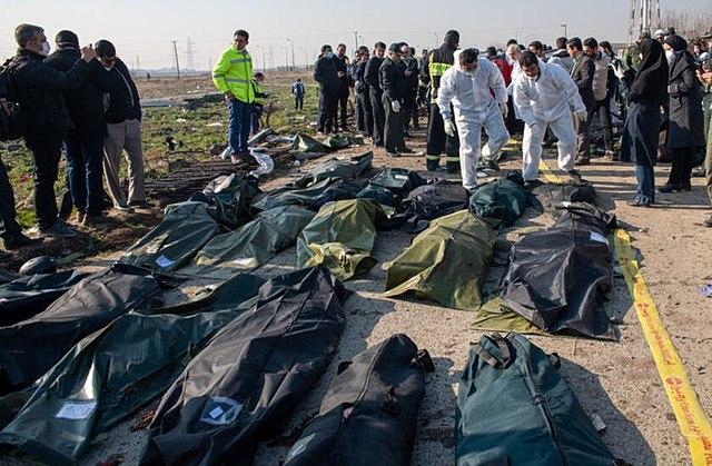 Der Abschuss des ukrainischen Passagierflugzeugs durch den Iran war ein vorsätzlicher Terrorakt, wie das kanadische Gericht feststellt