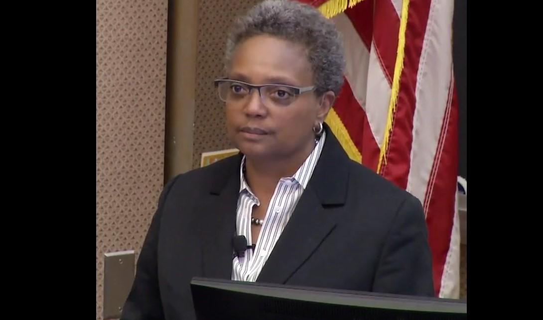 Chikagos Bürgermeisterin gibt Interviews nur für Nicht-Weiße