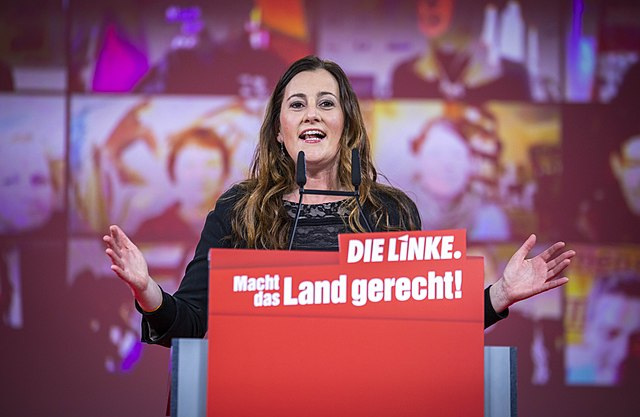 Janine Wissler: Der diskrete Charme der Diktatur