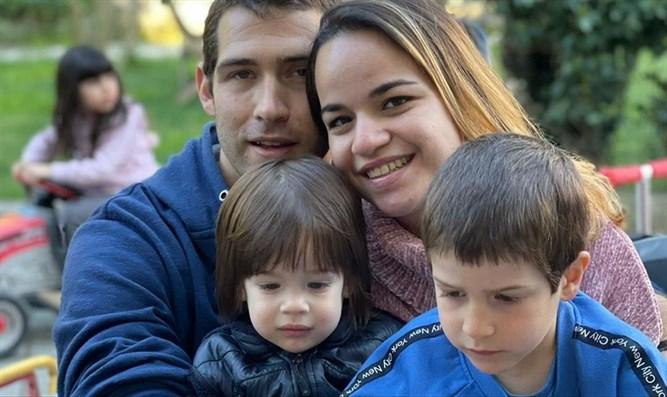 Seilbahnkatastrophe: Das 5-jährige israelische Opfer öffnet die Augen
