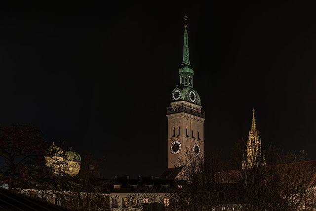 """Stromausfall in München: """"Die größte Gefahr kommt von rechts"""""""