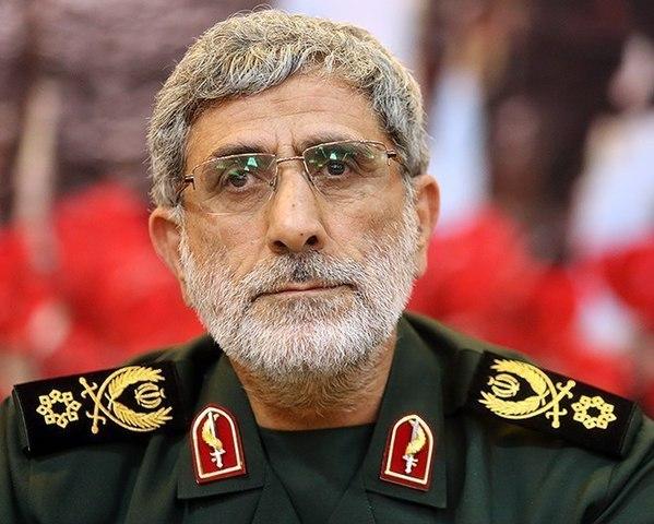 """Israelis sollten nach Europa und Amerika """"zurückkehren"""", sagt der Quds Force-Chef des Iran"""