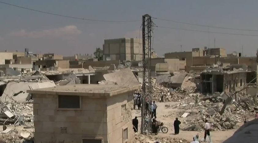 Aufbauhilfe für Syrien: Bundesregierung muss Menschenrechten Beachtung geben