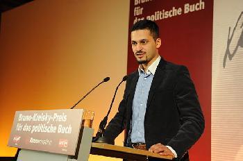 """Keine EU-Gelder mehr für """"Islamophobie""""-Forscher Farid Hafez"""