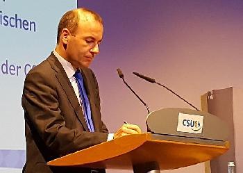 EU-Kommission: Manfred Weber und wie er die Welt sieht