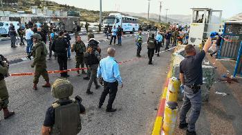 Israel-Drei-Verletzte-nach-Terroranschlag-Video