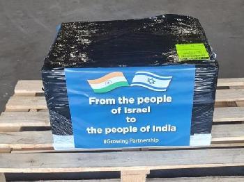 -Israel-schickt-medizinische-Hilfe-nach-Indien