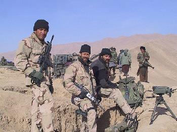 Taliban haben Bezirk nahe Kabul erobert
