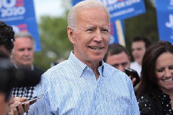 Biden: Es gab keine nennenswerte Überreaktion Israels