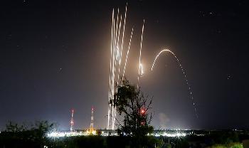 IDFLuft-und-Bodentruppen-greifen-in-Gaza-an