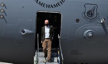 Der-stellvertretende-USAuenminister-kommt-in-Israel-an