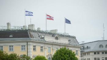 Wegen-Israelfahne-auf-Bundeskanzleramt-Irans-Auenminister-sagt-WienBesuch-ab