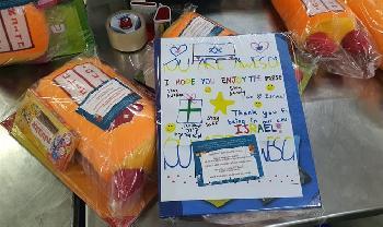 USJuden-schicken-Pflegepakete-an-angegriffene-israelische-Kinder