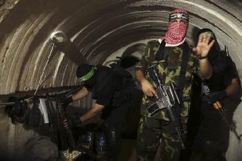 """Nach Großbritanniens Forderung nach """"Verhältnismäßigkeit"""" will Israel Terrortunnel in den Gazastreifen bauen"""