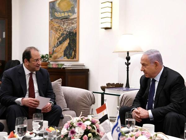 Ägyptischer Nachrichtendienstchef in Israel
