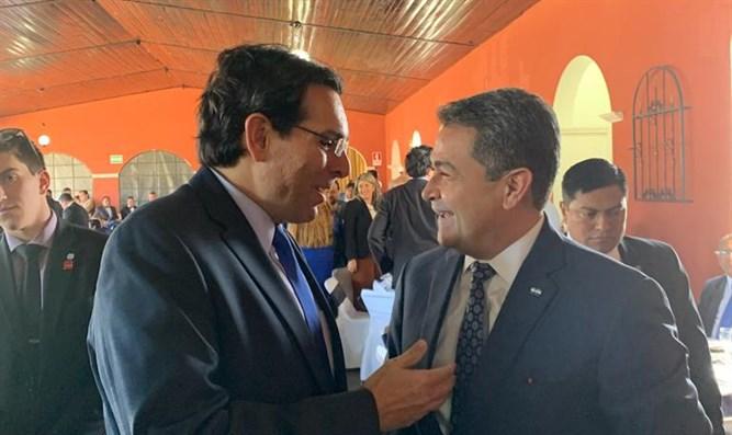 Honduras eröffnet Botschaft in Jerusalem