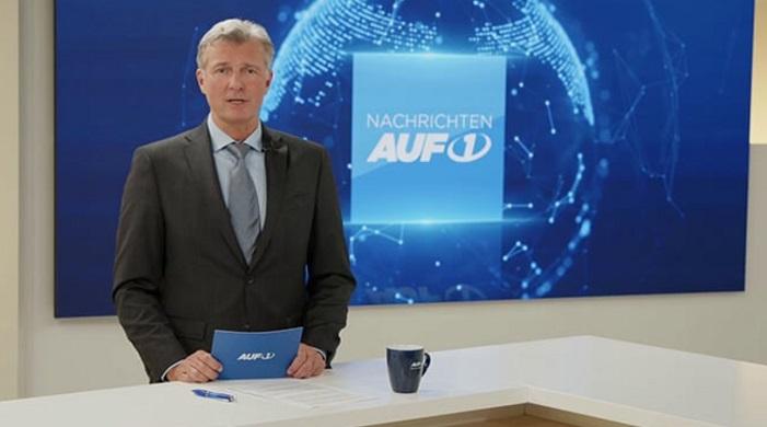 """Neuer TV-Sender """"AUF1"""" startet im deutschsprachigen Raum"""