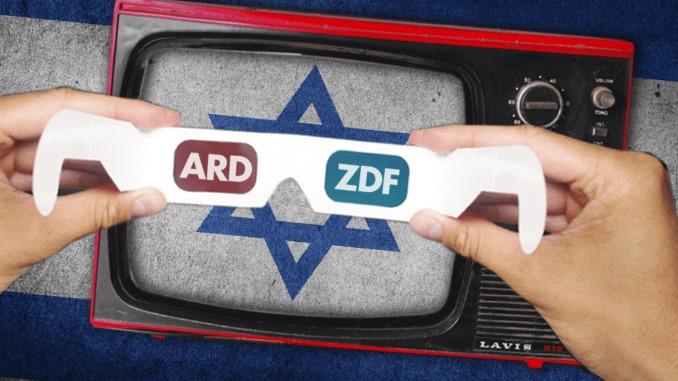 Antisemitische Entgleisungen beim ZDF!