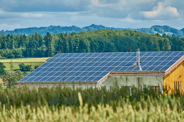 Bundesregierung plant Solardach-Pflicht