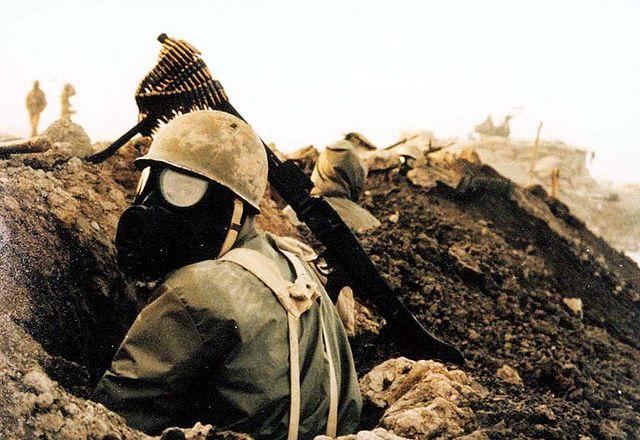Syrien hat wahrscheinlich 17 Mal Chemiewaffen eingesetzt