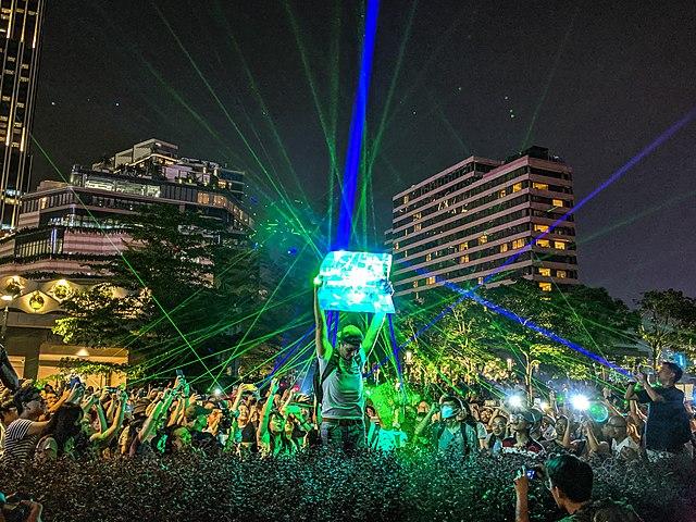 Trotz Verbots Demonstrationen in Hongkong