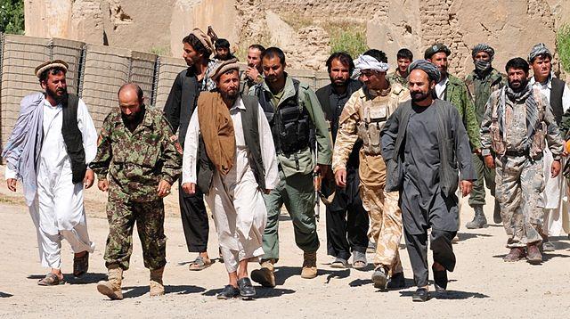 Taliban erobern weitere Bezirke in Afghanistan