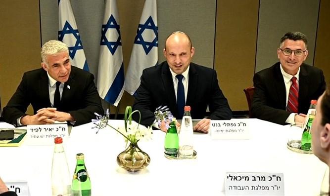 Neue Regierung will die Gespräche mit der Palästinensischen Autonomiebehörde wieder aufnehmen