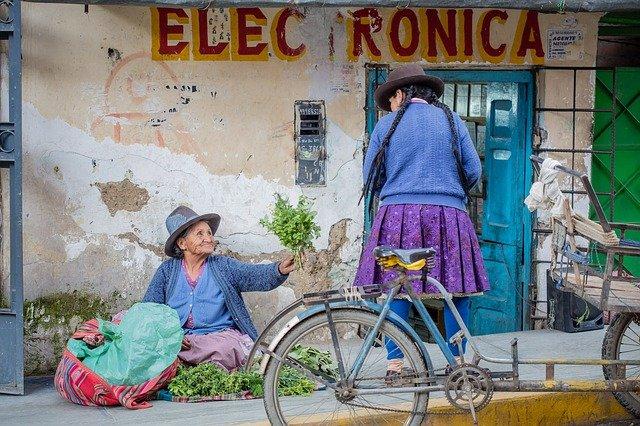 Wenn in Peru der Wasserspiegel steigt