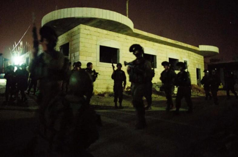Zwei Mitglieder des palästinensischen Sicherheitsdienstes bei einem Feuergefecht mit israelischen Spezialeinheiten getötet