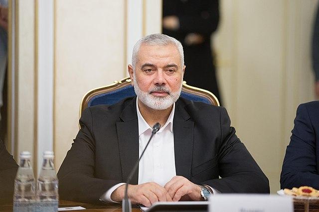 Hamas-Führer Haniyeh besucht Libanon, Iran