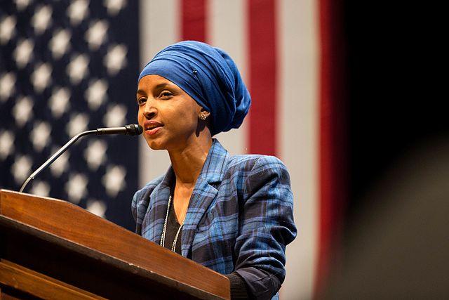 """Ilhan Omar: """"Der Vergleich bezog sich nur auf IStGH-Fälle"""""""