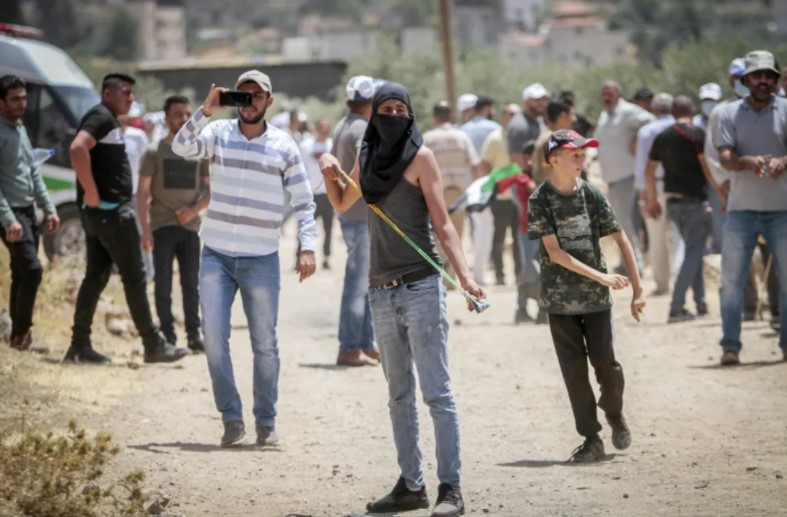 Westjordanland: Palästinenser bei Zusammenstößen mit israelischen Sicherheitskräften getötet