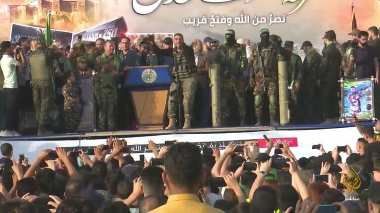 """Hamas-Politbüromitglied: """"Die Juden sind ein verräterisches Volk"""""""