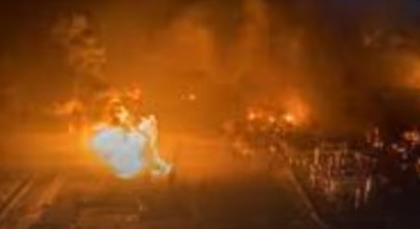 Mindestens 11 Tote, 37 Verletzte bei der Explosion eines Gastanks in Zentralchina