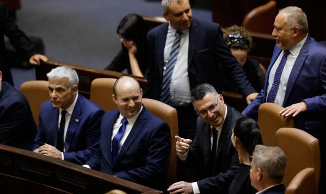 Die meisten Israelis unterstützen eine neue Regierung
