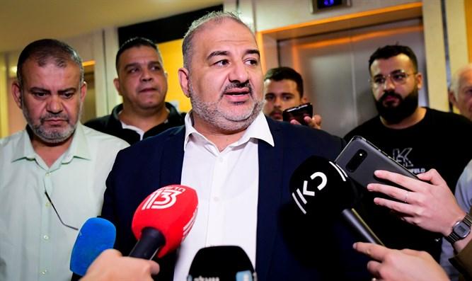 Chef der Vereinigten Arabischen Liste: Wir werden unserem Volk Staatsland zurückgeben
