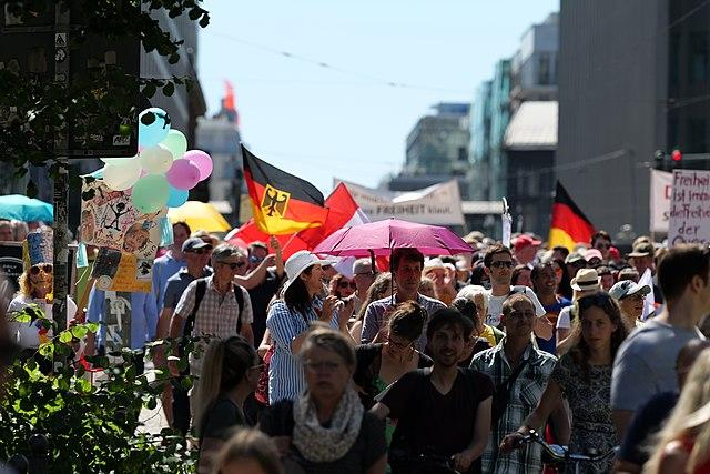 Kassel verbietet Demonstrationen gegen Corona-Politik