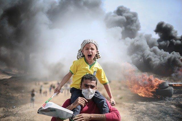 """Palästinensische Araber und ihre """"Days of Rage"""""""