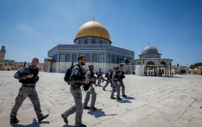 Neue Zusammenstöße zwischen Palästinensern und israelischen Sicherheitskräften am Brennpunkt Jerusalem
