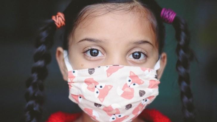 Getestet: Kindermasken als Mikrobenzoo