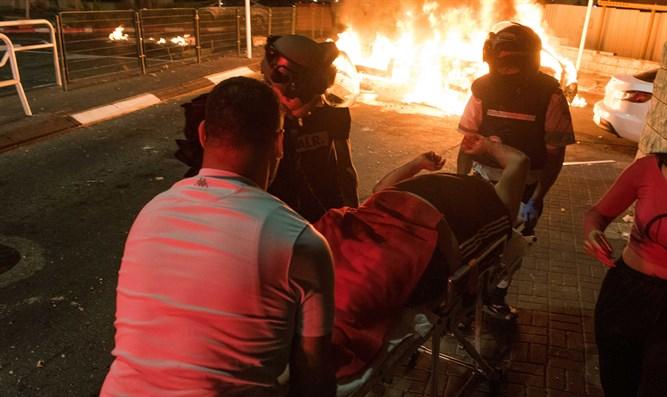 Israel: 41-jähriger Araber wegen versuchten Mordes während der Unruhen in Akko angeklagt