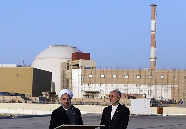 Irans Atomkraftwerk in Bushehr vorübergehend abgeschaltet