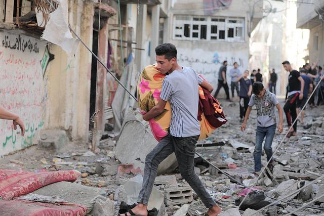 Fast die Hälfte der Opfer des Gaza-Kriegs stehen im Zusammenhang mit Terrorgruppen
