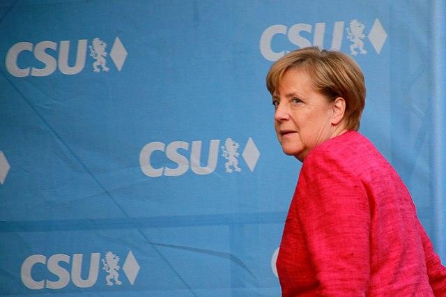 Machtverfall - Merkels Politik am Ende
