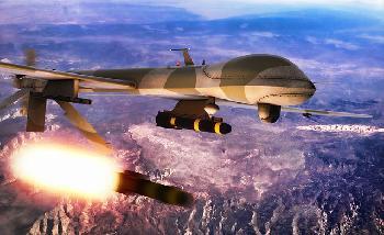 Iran-nahe Terroristen im Irak verstärken Drohnenkrieg gegen US-Streitkräfte
