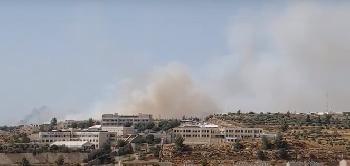 sdlich-von-Jerusalem-ist-ein-Buschfeuer-auer-Kontrolle-geraten-Video