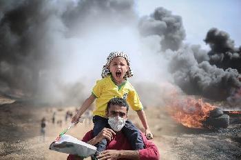 Palstinensische-Araber-und-ihre-Days-of-Rage